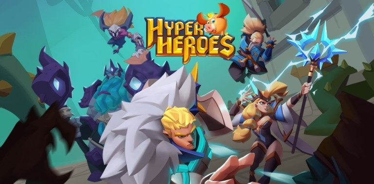 Hyper Heroes: Dungeon Rush