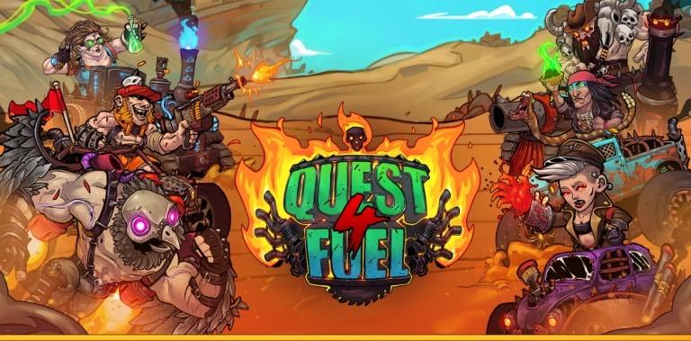 Quest 4 Fuel: Arena RPG