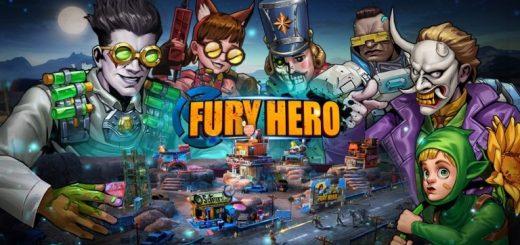 Fury Hero: Survival Raid RPG (Beta)