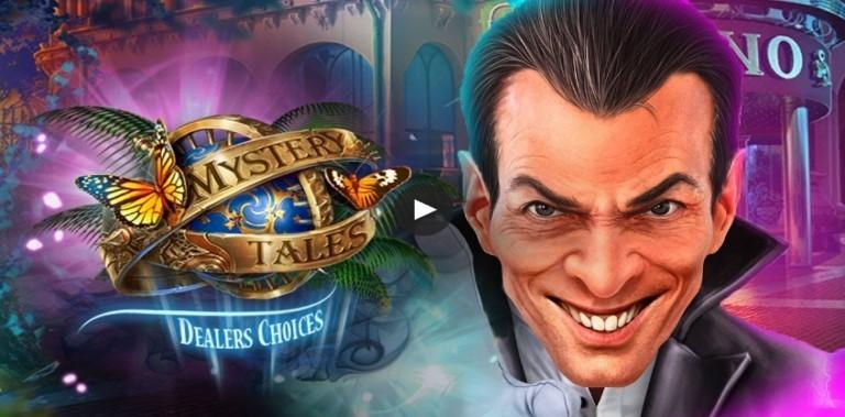 Hidden objects - Mystery Tales: Dealer's Choice