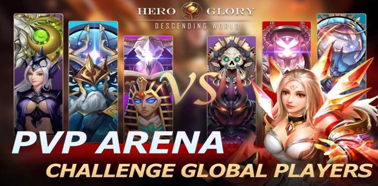 Hero Glory: Descending World