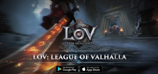 LoV: League of Valhalla