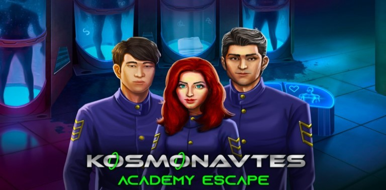 Kosmonavtes: Academy Escape