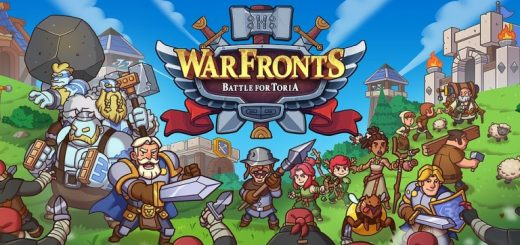 Warfronts: Battle for Toria!