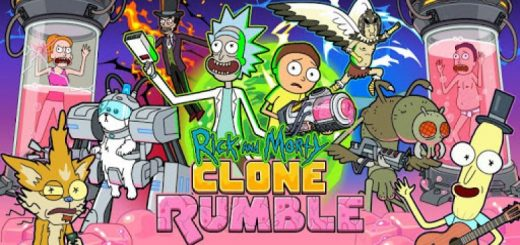 Rick and Morty: Clone Rumble