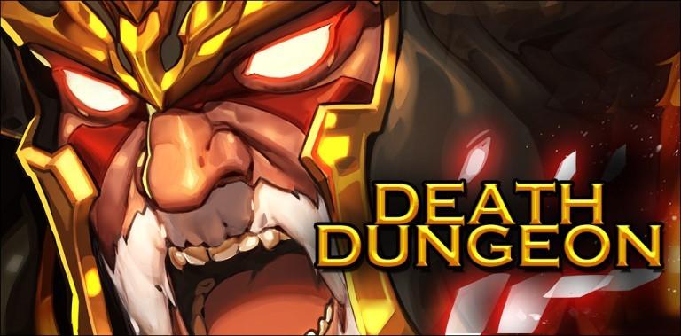 Death Dungeon : Demon Hunting RPG