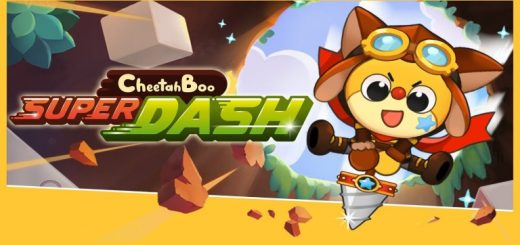 Cheetahboo Super Dash - Arcade & Adventure