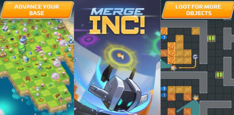 Merge Inc!