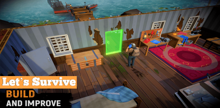 Let's Survive - Survival in zombie apocalypse (Early Access)