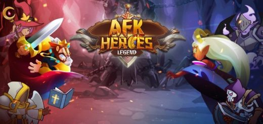 AFK Heroes Legend:New Strategy Card Game
