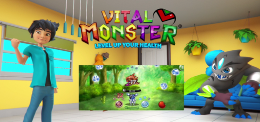 Vital Monster®: Level up your health!
