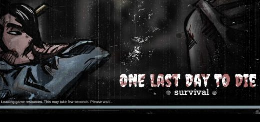 One last day to die: Survival 2D