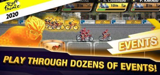 Tour de France 2020 Official Game - Sports Manager