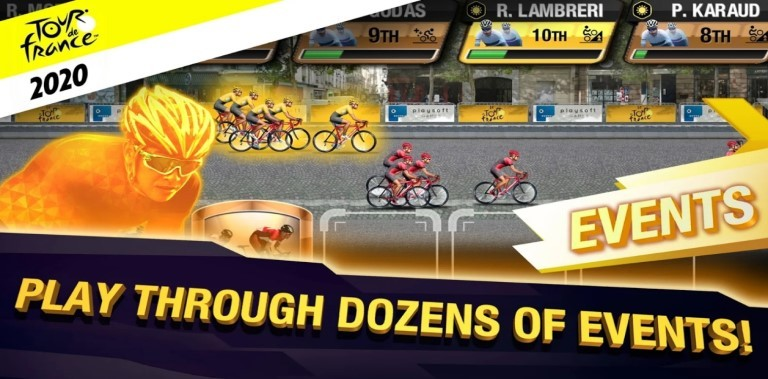 Tour de France 2020 Official Game - Sports Manager
