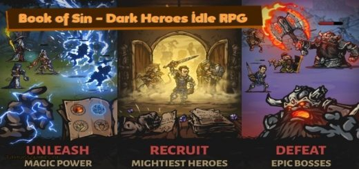 Book of Sin - Dark Heroes Idle RPG & PVE Battler (Early Access)