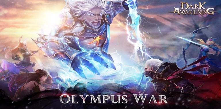 Dark Awakening:Olympus War