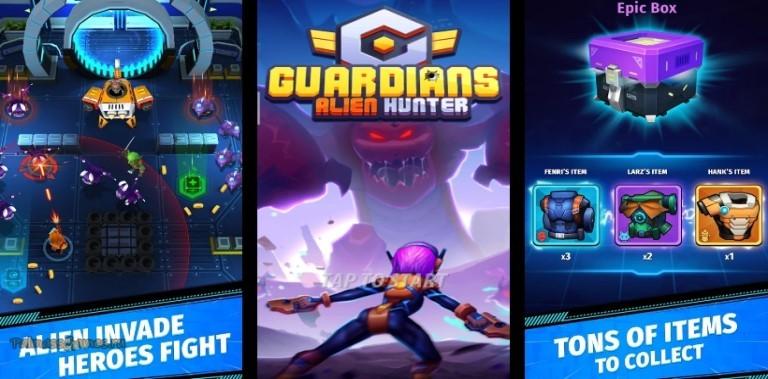 Guardians: Alien Hunter