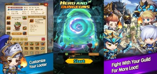Hero and Dungeons