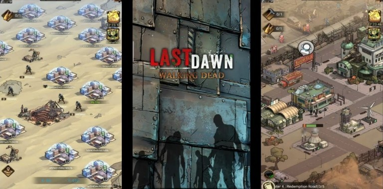 Last Dawn:Walking Dead