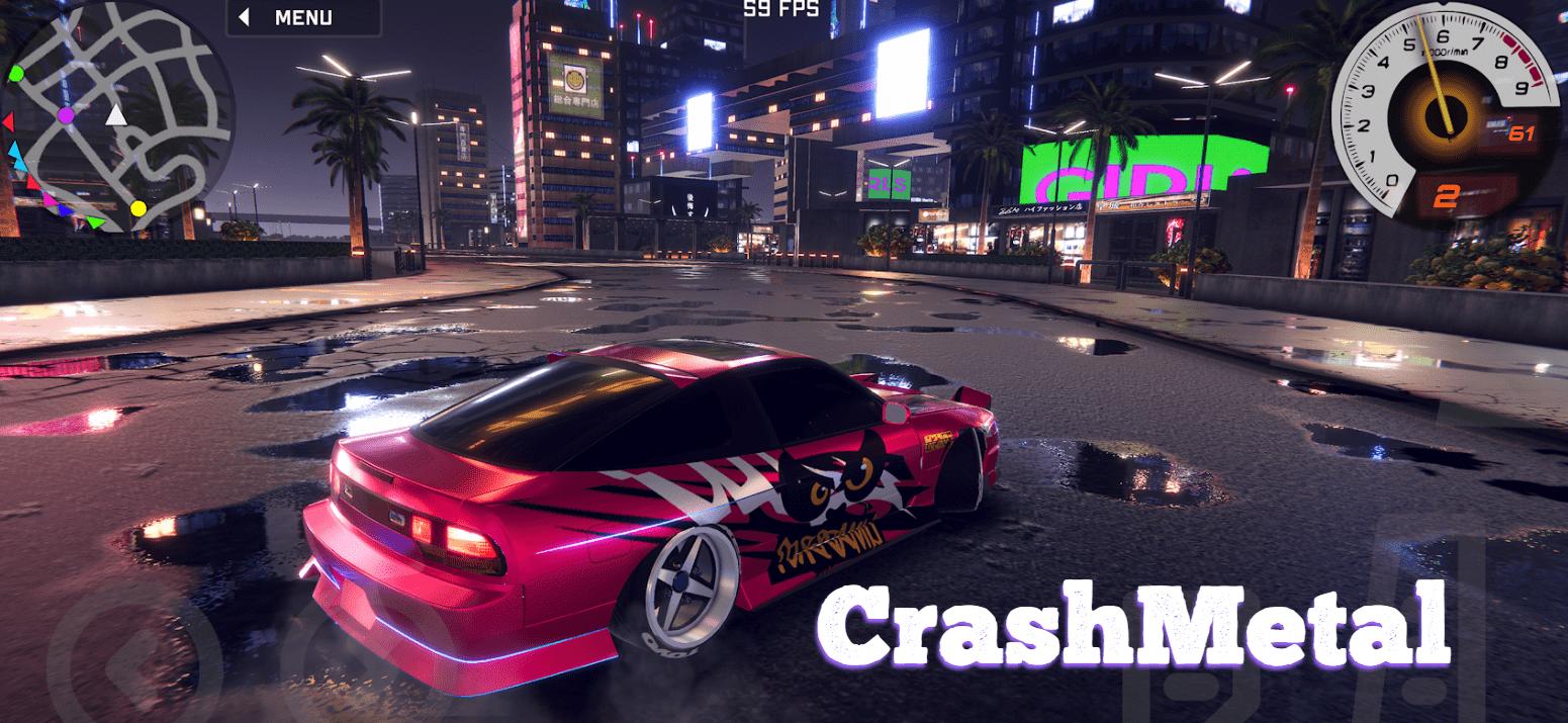 CrashMetal