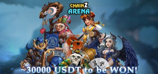ChainZ Arena : Idle RPG Game