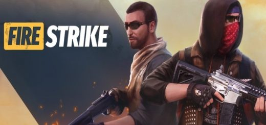Fire Strike Online - Free Shooter FPS