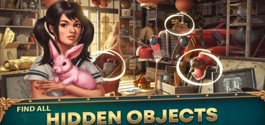Blackriver Mystery: Hidden Object Adventure Puzzle