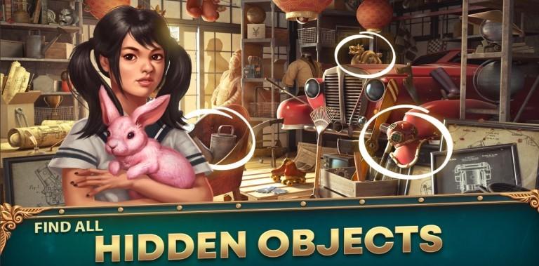 Blackriver Mystery: Hidden Object Adventure Puzzle