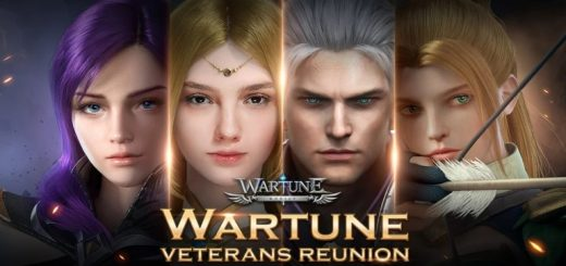 Wartune Mobile - Epic magic SRPG