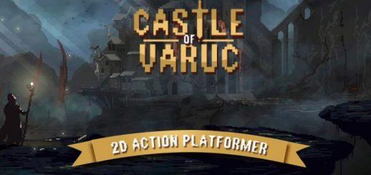 Castle of Varuc: Action Platformer 2D