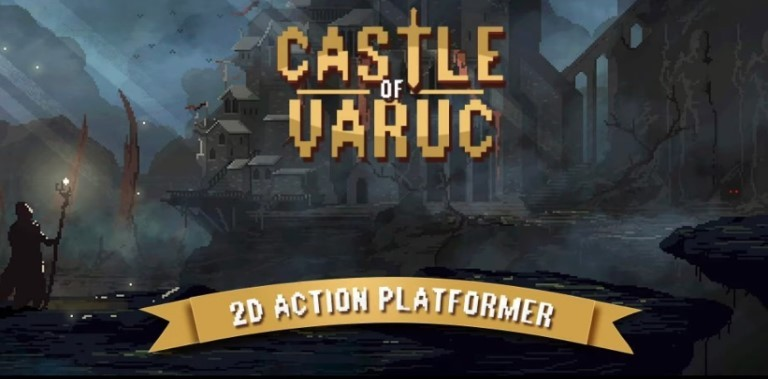 Castle of Varuc: Action Platformer 2D