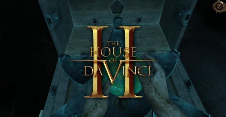 The House of Da Vinci 2 Lite