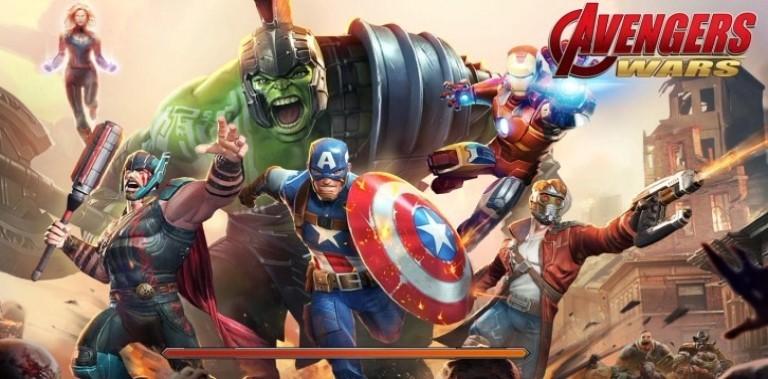 Avengers Wars: Heroes VS Zombies
