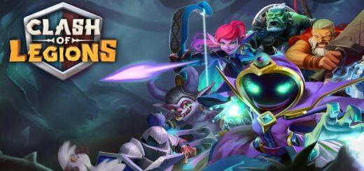 Clash of Legions - rise your art of war in top RTS