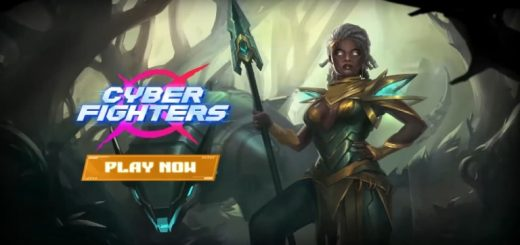 Cyber Fighters: Shadow Legends in Cyberpunk City