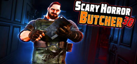 Scary horror butcher 3d game 2020
