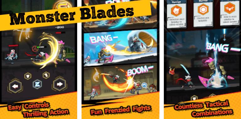 Monster Blades