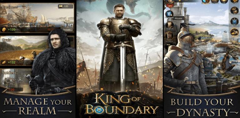 King of Boundary