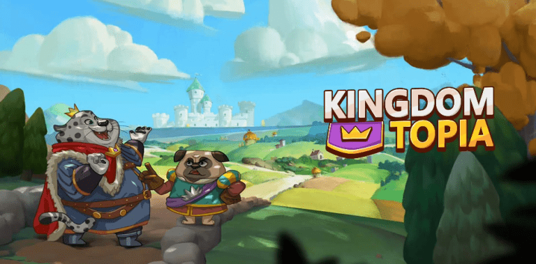 Kingdomtopia: The Idle King