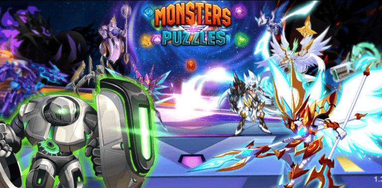 Monsters & Puzzles: Battle of Legend - New Match 3
