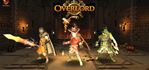 Overlord - Fantasy PVP Battle Royale