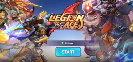 Legion of Ace: Chaos Territory