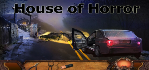 House of Horrors: Hidden objects