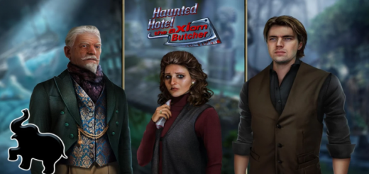 Haunted Hotel: The Evil Inside - Hidden Objects