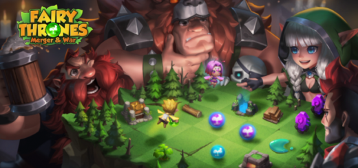 Fairy Thrones: Merge Hero