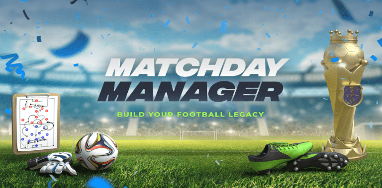 Matchday Manager: Football