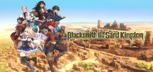 RPG Blacksmith of the Sand Kingdom
