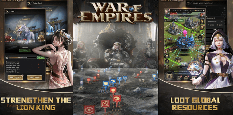 War of Empires - All New Age of Empires