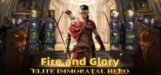 Fire and Glory