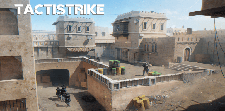 TactiStrike: Modern PvP Action Shooter 2020